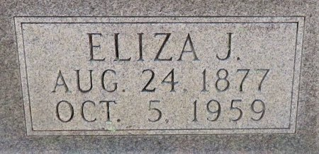 STUART, ELIZA J (CLOSEUP) - Hempstead County, Arkansas   ELIZA J (CLOSEUP) STUART - Arkansas Gravestone Photos