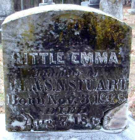 STUART, EMMA - Hempstead County, Arkansas | EMMA STUART - Arkansas Gravestone Photos