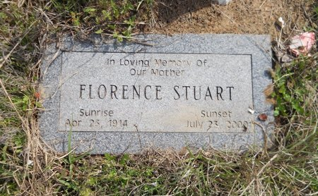 STUART, FLORENCE - Hempstead County, Arkansas | FLORENCE STUART - Arkansas Gravestone Photos
