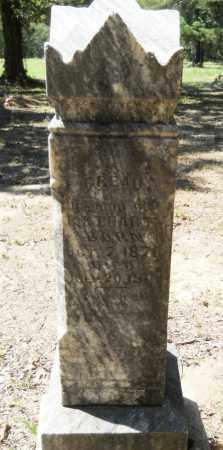 STUART, FREAD - Hempstead County, Arkansas   FREAD STUART - Arkansas Gravestone Photos