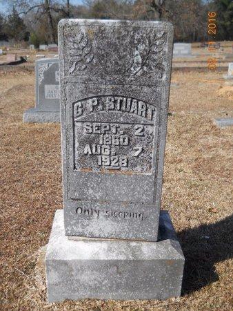 STUART, G. P. - Hempstead County, Arkansas | G. P. STUART - Arkansas Gravestone Photos