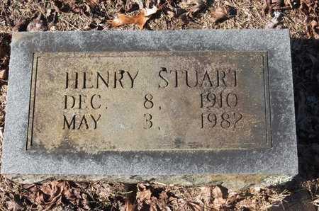 STUART, HENRY - Hempstead County, Arkansas | HENRY STUART - Arkansas Gravestone Photos