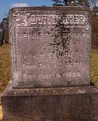 STUART, HENRIETTA - Hempstead County, Arkansas   HENRIETTA STUART - Arkansas Gravestone Photos
