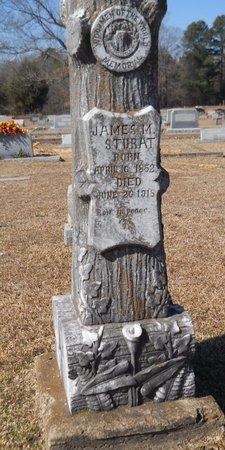 STUART, JAMES M - Hempstead County, Arkansas | JAMES M STUART - Arkansas Gravestone Photos