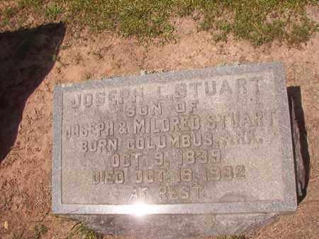 STUART, JOSEPH L - Hempstead County, Arkansas   JOSEPH L STUART - Arkansas Gravestone Photos