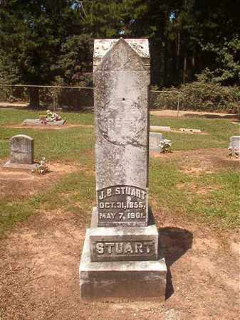 STUART, J. B. - Hempstead County, Arkansas   J. B. STUART - Arkansas Gravestone Photos