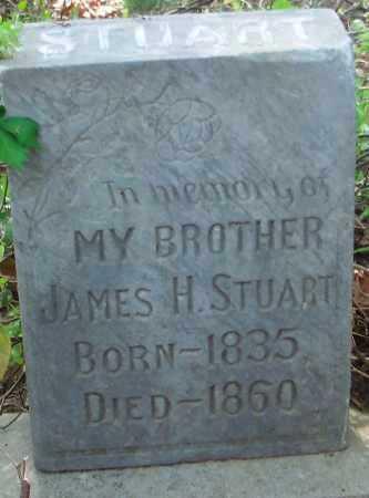 STUART, JAMES H - Hempstead County, Arkansas | JAMES H STUART - Arkansas Gravestone Photos