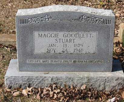 STUART, MAGGIE - Hempstead County, Arkansas | MAGGIE STUART - Arkansas Gravestone Photos