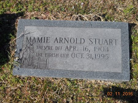 STUART, MAMIE - Hempstead County, Arkansas | MAMIE STUART - Arkansas Gravestone Photos