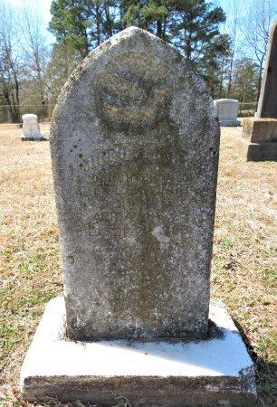STUART, MINNIE LAURA - Hempstead County, Arkansas   MINNIE LAURA STUART - Arkansas Gravestone Photos