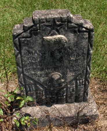 STUART, MARY - Hempstead County, Arkansas | MARY STUART - Arkansas Gravestone Photos