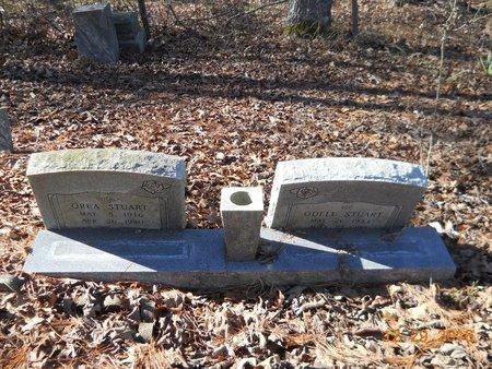 STUART, OREA - Hempstead County, Arkansas | OREA STUART - Arkansas Gravestone Photos
