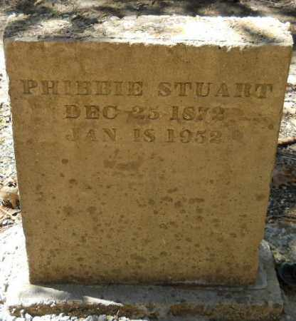 STUART, PHIBBIE - Hempstead County, Arkansas | PHIBBIE STUART - Arkansas Gravestone Photos