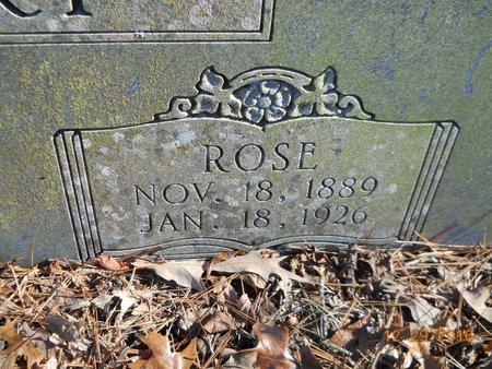 STUART, ROSE (CLOSE UP) - Hempstead County, Arkansas | ROSE (CLOSE UP) STUART - Arkansas Gravestone Photos