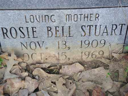STUART, ROSIE BELL (CLOSEUP) - Hempstead County, Arkansas | ROSIE BELL (CLOSEUP) STUART - Arkansas Gravestone Photos