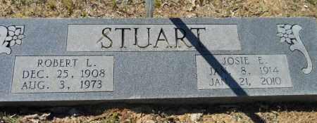 STUART, JOSIE E - Hempstead County, Arkansas   JOSIE E STUART - Arkansas Gravestone Photos