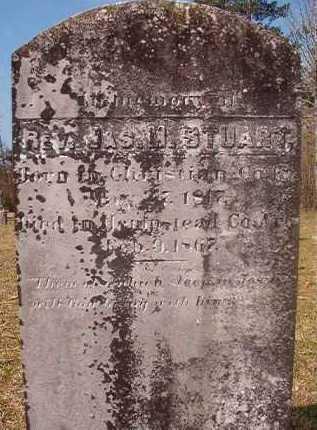 STUART, JAMES M. - Hempstead County, Arkansas   JAMES M. STUART - Arkansas Gravestone Photos