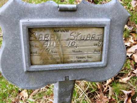STUART, SARAH - Hempstead County, Arkansas | SARAH STUART - Arkansas Gravestone Photos