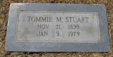 STUART, TOMMIE M - Hempstead County, Arkansas | TOMMIE M STUART - Arkansas Gravestone Photos