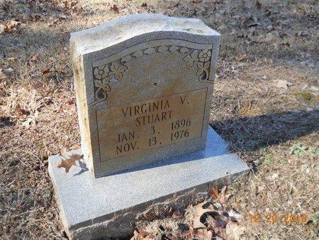 STUART, VIRGINIA VEONA - Hempstead County, Arkansas   VIRGINIA VEONA STUART - Arkansas Gravestone Photos