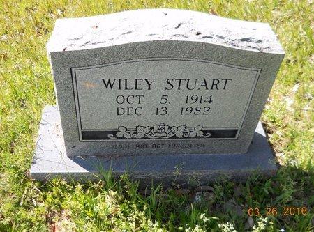 STUART, WILEY - Hempstead County, Arkansas   WILEY STUART - Arkansas Gravestone Photos