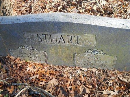 STUART, W. H. - Hempstead County, Arkansas | W. H. STUART - Arkansas Gravestone Photos