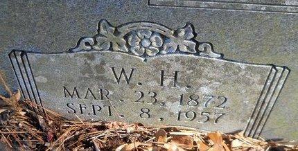 STUART, W. H. (CLOSE UP) - Hempstead County, Arkansas   W. H. (CLOSE UP) STUART - Arkansas Gravestone Photos
