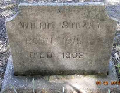 STUART, WILLIE - Hempstead County, Arkansas | WILLIE STUART - Arkansas Gravestone Photos