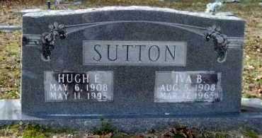 SUTTON, HUGH E - Hempstead County, Arkansas | HUGH E SUTTON - Arkansas Gravestone Photos