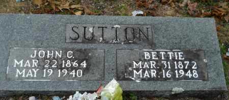SUTTON, BETTIE - Hempstead County, Arkansas   BETTIE SUTTON - Arkansas Gravestone Photos