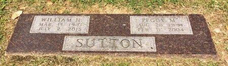 SUTTON, PEGGY M - Hempstead County, Arkansas | PEGGY M SUTTON - Arkansas Gravestone Photos