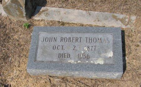 THOMAS, JOHN ROBERT - Hempstead County, Arkansas | JOHN ROBERT THOMAS - Arkansas Gravestone Photos
