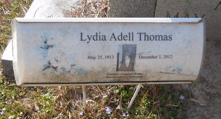STRAWN THOMAS, LYDIA ADELL - Hempstead County, Arkansas   LYDIA ADELL STRAWN THOMAS - Arkansas Gravestone Photos