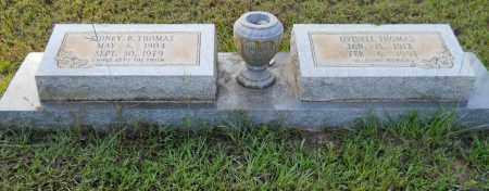THOMAS, OVINELL - Hempstead County, Arkansas | OVINELL THOMAS - Arkansas Gravestone Photos