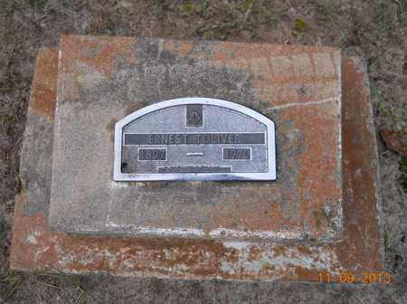 TOLIVER, ERNEST - Hempstead County, Arkansas | ERNEST TOLIVER - Arkansas Gravestone Photos