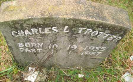 TROTTER, CHARLES L. - Hempstead County, Arkansas | CHARLES L. TROTTER - Arkansas Gravestone Photos