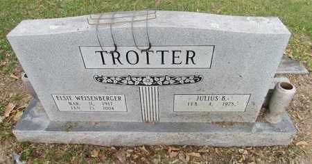 TROTTER, ELSIE - Hempstead County, Arkansas | ELSIE TROTTER - Arkansas Gravestone Photos