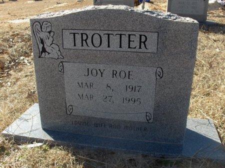 TROTTER, JOY ROE - Hempstead County, Arkansas   JOY ROE TROTTER - Arkansas Gravestone Photos