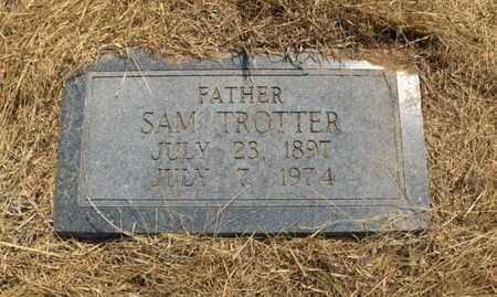 TROTTER, SAM - Hempstead County, Arkansas | SAM TROTTER - Arkansas Gravestone Photos