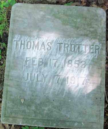 TROTTER, THOMAS - Hempstead County, Arkansas | THOMAS TROTTER - Arkansas Gravestone Photos