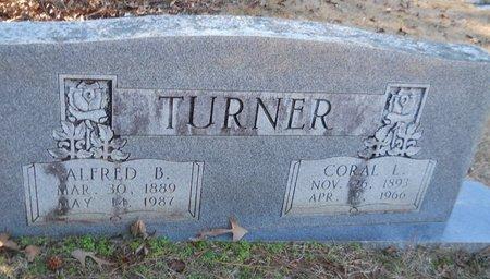 TURNER, ALFRED B - Hempstead County, Arkansas | ALFRED B TURNER - Arkansas Gravestone Photos