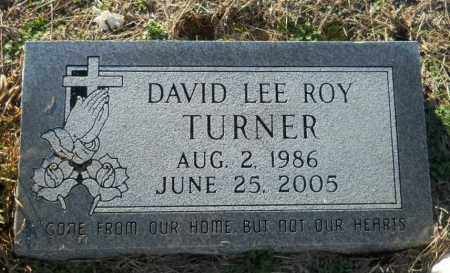 TURNER, DAVID LEE ROY - Hempstead County, Arkansas | DAVID LEE ROY TURNER - Arkansas Gravestone Photos