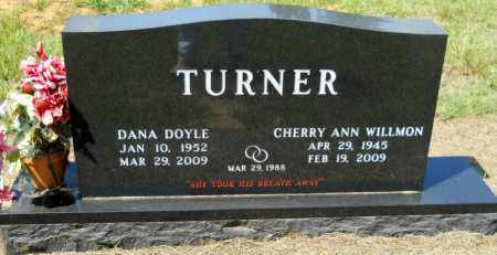 TURNER, DANA DOYLE - Hempstead County, Arkansas | DANA DOYLE TURNER - Arkansas Gravestone Photos