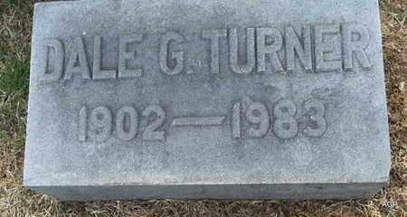 TURNER, DALE G - Hempstead County, Arkansas | DALE G TURNER - Arkansas Gravestone Photos