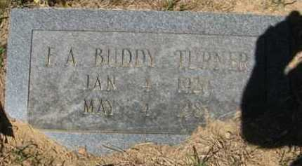 TURNER, E A BUDDY - Hempstead County, Arkansas | E A BUDDY TURNER - Arkansas Gravestone Photos