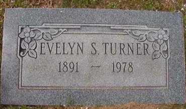 TURNER, EVELYN S - Hempstead County, Arkansas   EVELYN S TURNER - Arkansas Gravestone Photos