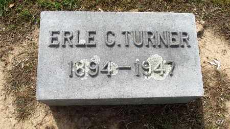 TURNER, ERLE C - Hempstead County, Arkansas | ERLE C TURNER - Arkansas Gravestone Photos