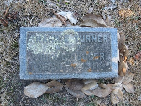 TURNER DUGGER, FRANKIE - Hempstead County, Arkansas | FRANKIE TURNER DUGGER - Arkansas Gravestone Photos