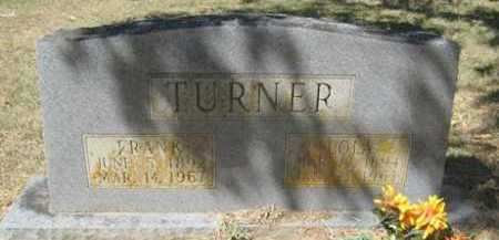 TURNER, LOLA - Hempstead County, Arkansas | LOLA TURNER - Arkansas Gravestone Photos