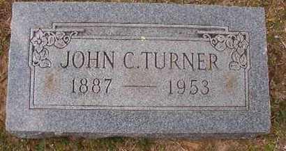 TURNER, JOHN C - Hempstead County, Arkansas | JOHN C TURNER - Arkansas Gravestone Photos